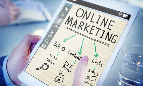 online advertising company